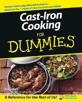 Cast Iron Cooking for Dummies By Barr, Tracy L.