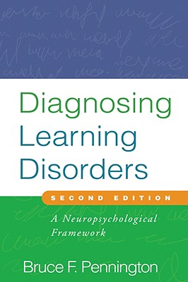 Diagnosing Learning Disorders By Pennington, Bruce F.